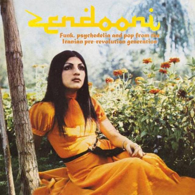 Zendooni: Funk Psychedelia & Pop Iranian / Various