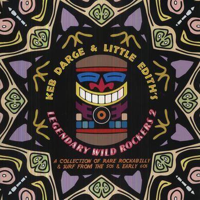 DARGE,KEB & LITTLE EDITH'S LEGENDARY WILD 2 / VAR Vinyl Record