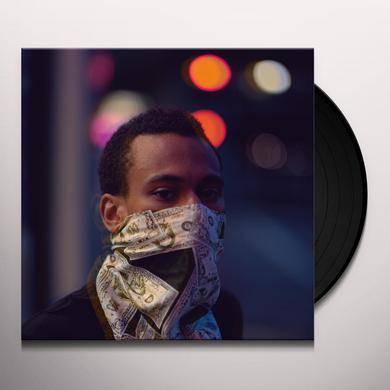 Jeremiah Jae RAW MONEY RAPS Vinyl Record