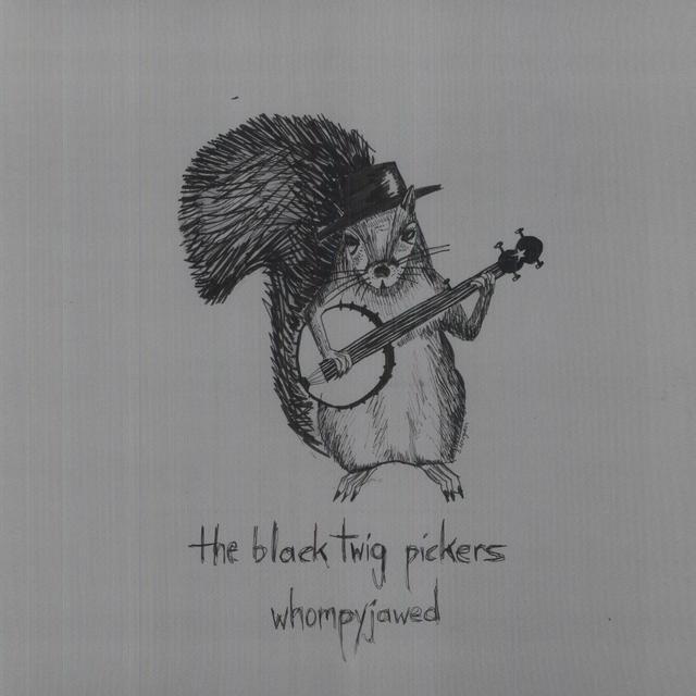 Black Twig Pickers WHOMPYJAWED Vinyl Record