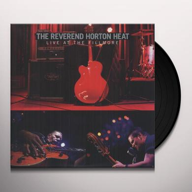 The Reverend Horton Heat 25 TO LIFE Vinyl Record