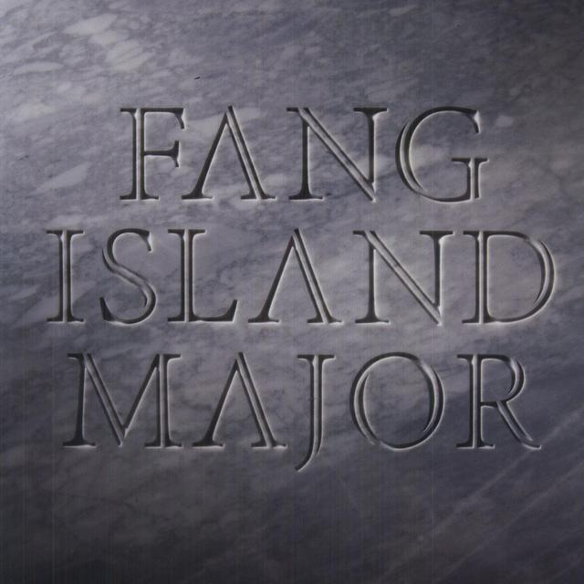 Fang Island MAJOR Vinyl Record - MP3 Download Included