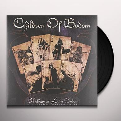 Children Of Bodom HOLIDAY AT LAKE BODOM Vinyl Record - Limited Edition