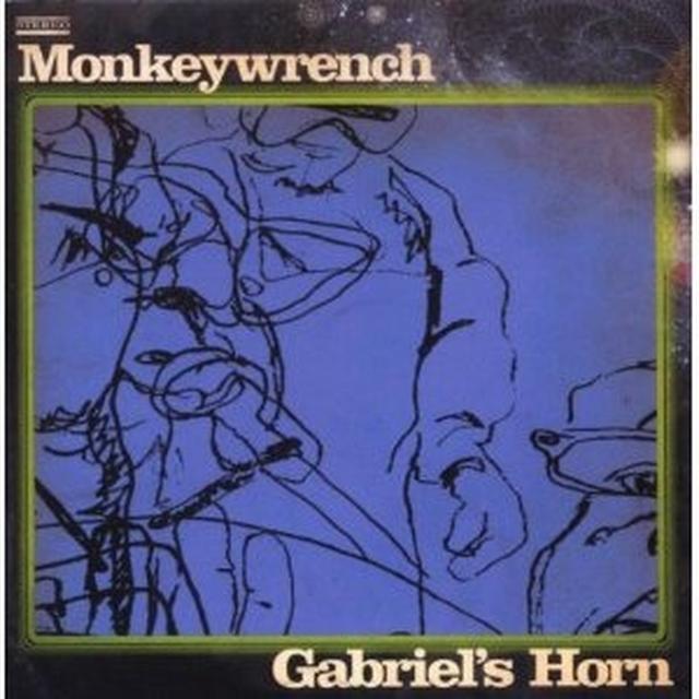 Monkeywrench GABRIEL'S HORN Vinyl Record - Reissue