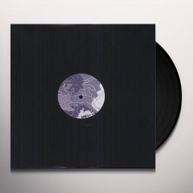 Ed Davenport INLAND (EP) Vinyl Record