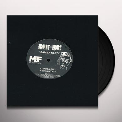Hanne & Lore SAMBA OLEG Vinyl Record