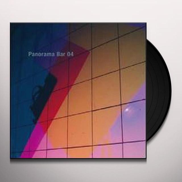 PANORAMA BAR 04 / VARIOUS (EP) Vinyl Record