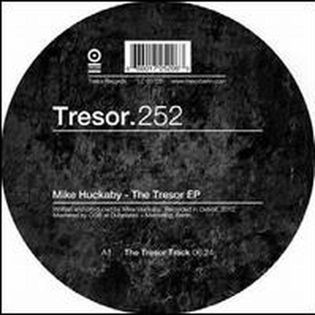 Mike Huckaby TRESOR (EP) Vinyl Record