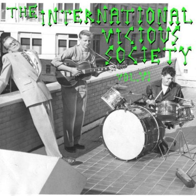 International Vicious Society Vi / Various