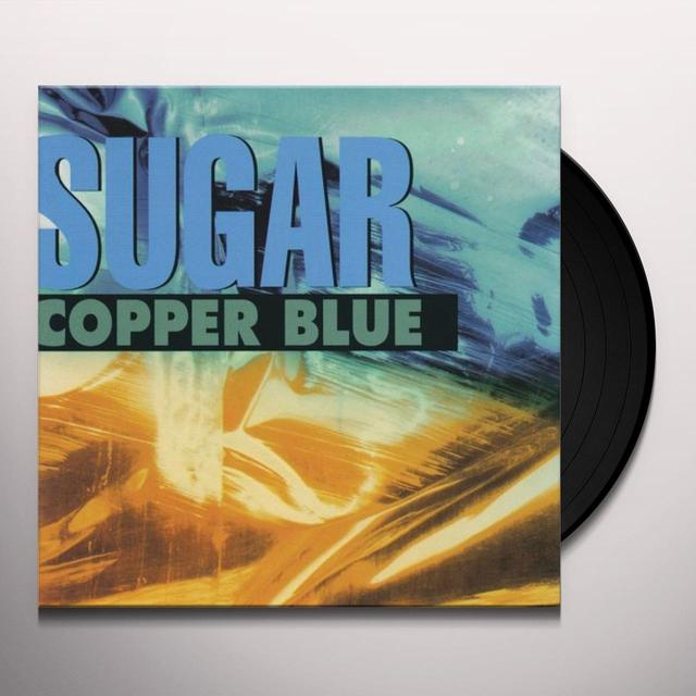 Sugar COPPER BLUE / BEASTER Vinyl Record - Deluxe Edition, MP3 Download Included