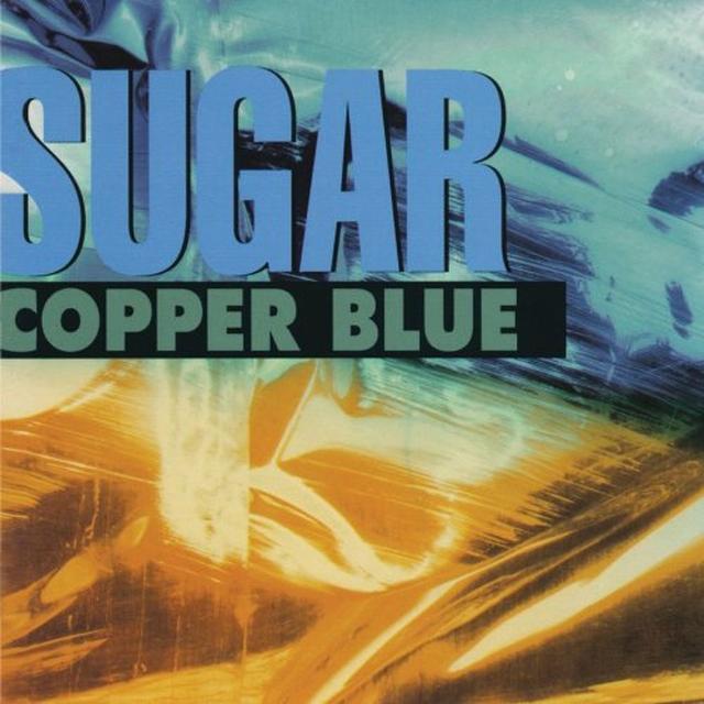 Sugar COPPER BLUE / BEASTER Vinyl Record
