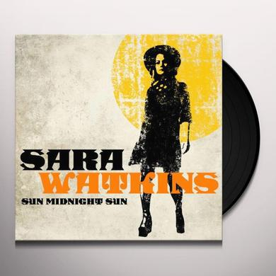Sara Watkins SUN MIDNIGHT SUN Vinyl Record