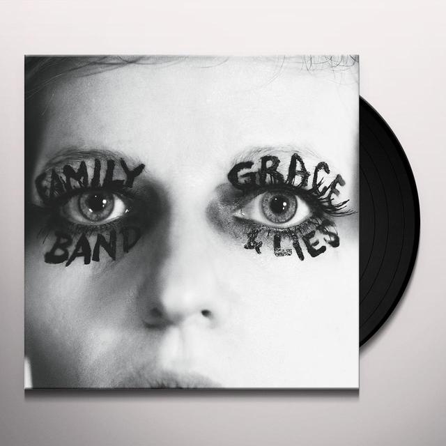 Family Band GRACE & LIES Vinyl Record
