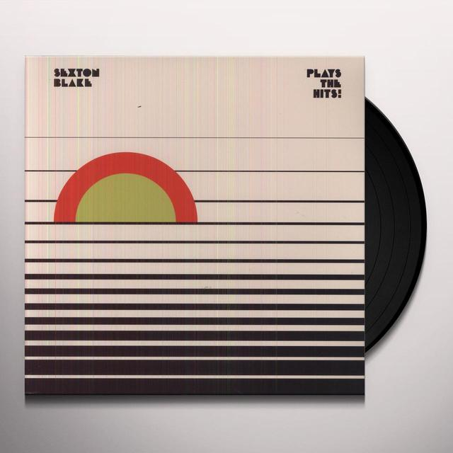 Sexton Blake PLAYS THE HITS Vinyl Record