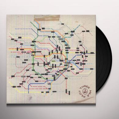 Three Mile Pilot MAPS Vinyl Record