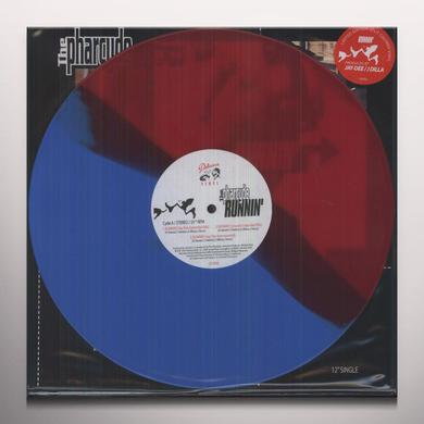 Pharcyde RUNNIN Vinyl Record - Colored Vinyl