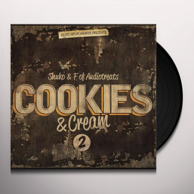 Shuko COOKIES & CREAM 2 Vinyl Record