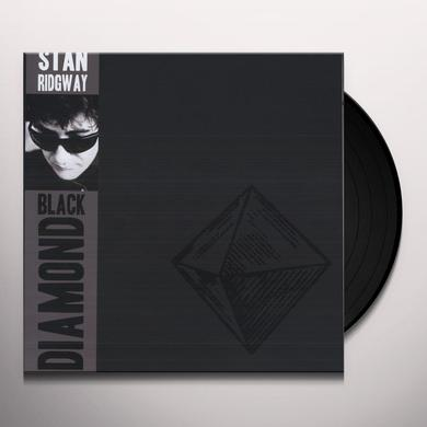 Stan Ridgway BLACK DIAMOND Vinyl Record