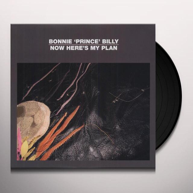 "Bonnie ""Prince"" Billy on Spotify NOW HERE'S MY PLAN (EP) Vinyl Record"