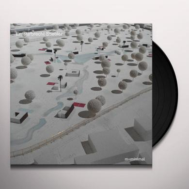 Ernstalbrecht Stiebler SEQUENZ II - MITTELTONE - TRIO 89 Vinyl Record