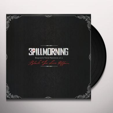 3Pillmorning BLACK TIE LOVE AFFAIR Vinyl Record