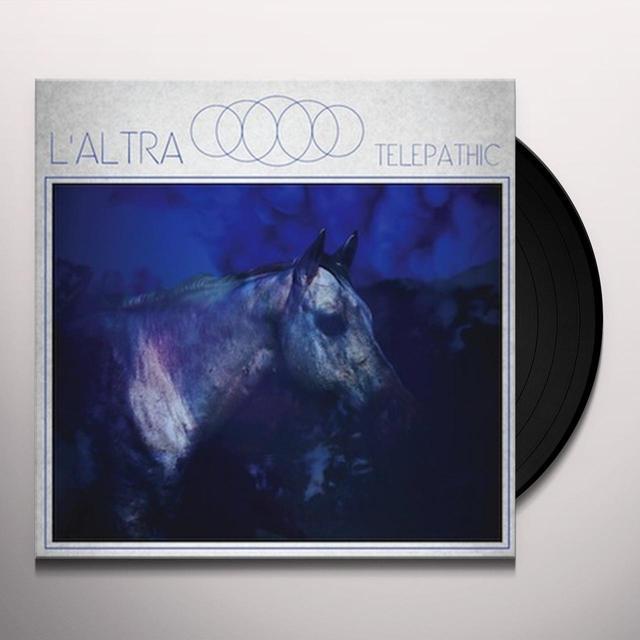 L'Altra TELEPATHIC Vinyl Record