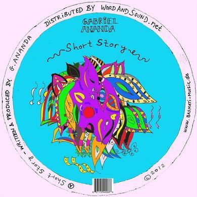 Gabriel Ananda SHORT STORY Vinyl Record