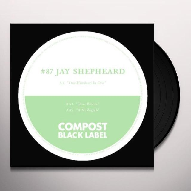 Jay Shepheard COMPOST BLACK LABEL 87 Vinyl Record