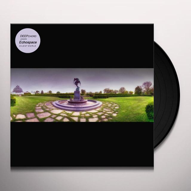 Deepchord Presents: Echospace SILENT WORLD: O.S.T.  (BOX) Vinyl Record - w/CD