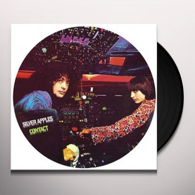 Silver Apples CONTACT Vinyl Record - Reissue