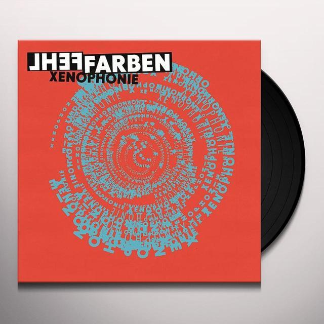 Fehlfarben XENOPHONIE Vinyl Record