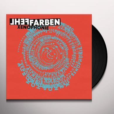 Fehlfarben XENOPHONIE Vinyl Record - w/CD
