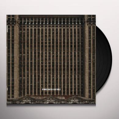 D'Marc Cantu NEW WORLD Vinyl Record
