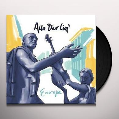 Allo Darlin' EUROPE Vinyl Record