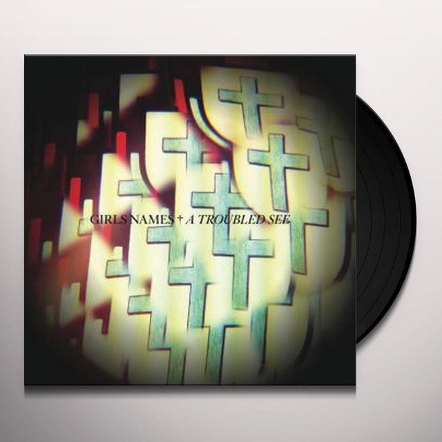 Girls Names / Weird Dreams SPLIT Vinyl Record