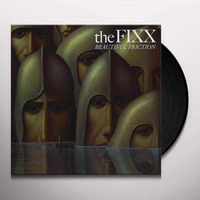 Fixx BEAUTIFUL FRICTION Vinyl Record