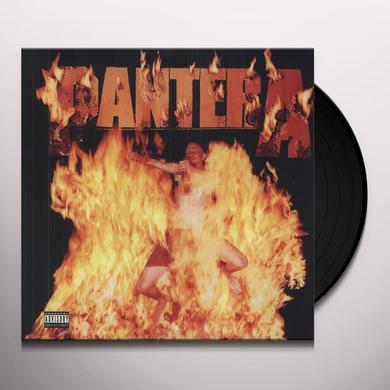 Pantera REINVENTING THE STEEL Vinyl Record - 180 Gram Pressing