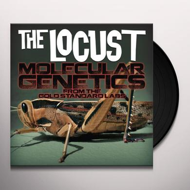 Locust MOLECULAR GENETICS FROM THE GOLD STANDARD LABS Vinyl Record