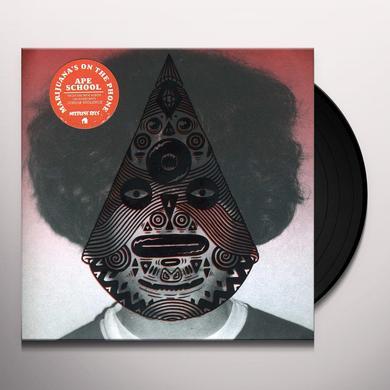 Ape School MARIJUANAS ON THE PHONE Vinyl Record - Limited Edition