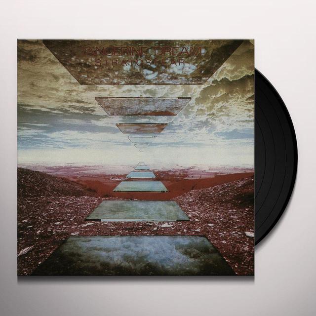 Tangerine Dream STRATOSFEAR Vinyl Record