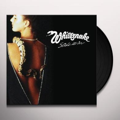 Whitesnake SLIDE IT IN Vinyl Record