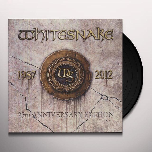 Whitesnake 1987 Vinyl Record