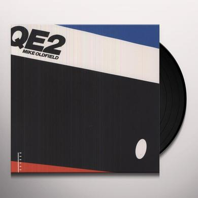 Mike Oldfield QE2 Vinyl Record