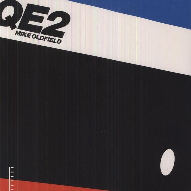 Mike Oldfield QE2 Vinyl Record - UK Import