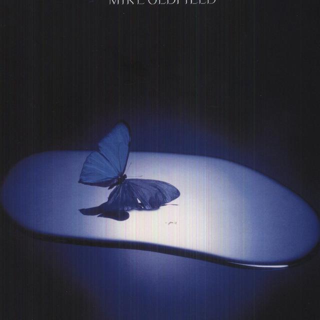 Mike Oldfield PLATINUM Vinyl Record
