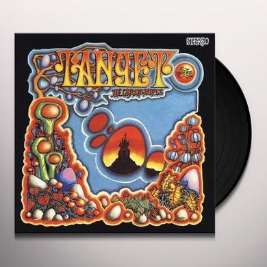 Ceyleib People TANYET Vinyl Record