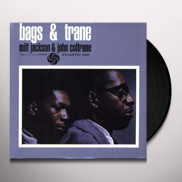 John Coltrane / Milt Jackson BAGS & TRANE Vinyl Record