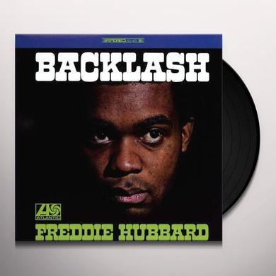 Freddie Hubbard BACKLASH Vinyl Record
