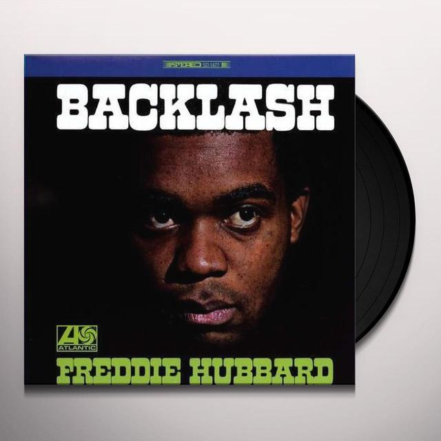 Freddie Hubbard BACKLASH Vinyl Record