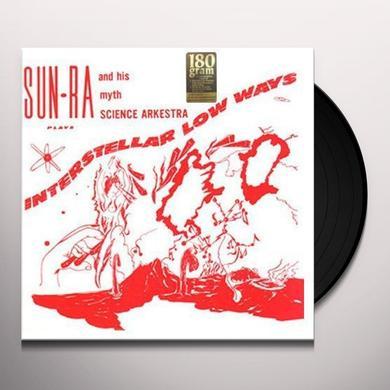 INTERSTELLAR LOW WAYS Vinyl Record - 180 Gram Pressing
